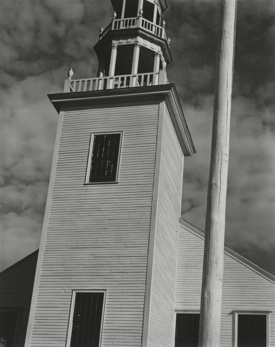 Paul Strand. 'Town Hall, New Hampshire' 1946