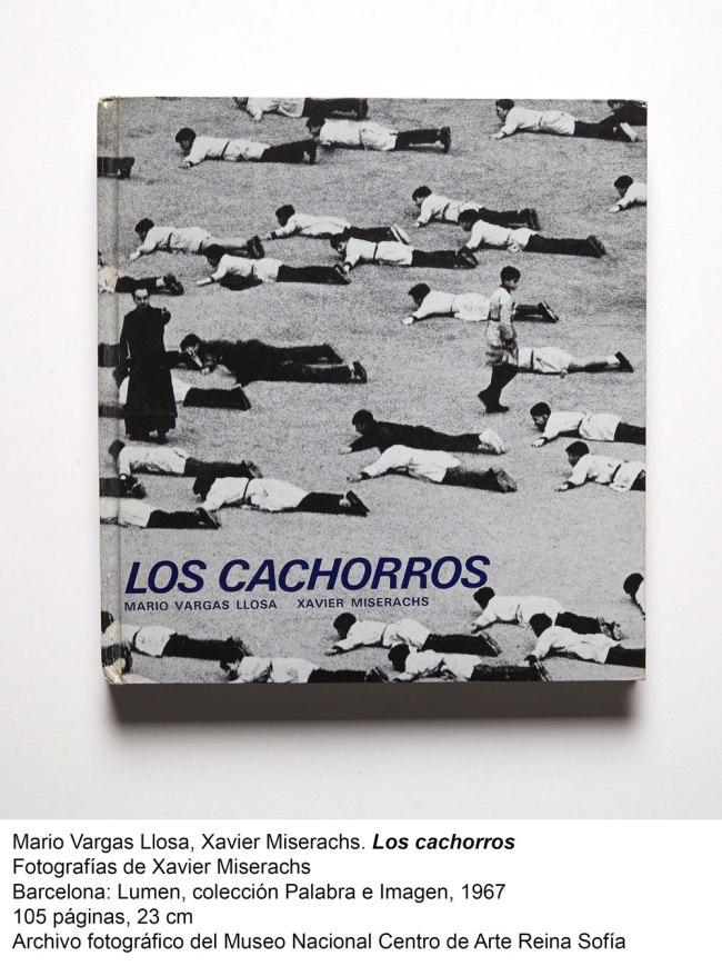 Mario Vargas Llosa, Xavier Miserachs. 'Los cachorros' Barcelona: Lumen, colección Palabra e Imagen 1967