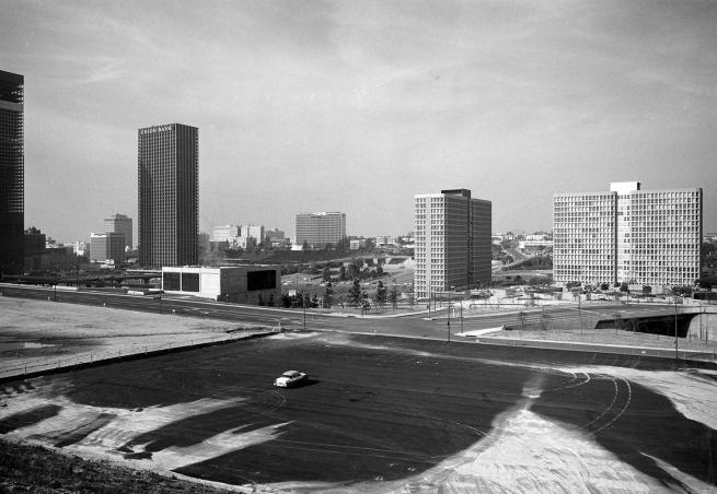William Reagh. 'Bunker Hill to soon be developed' 1971 (printed later)
