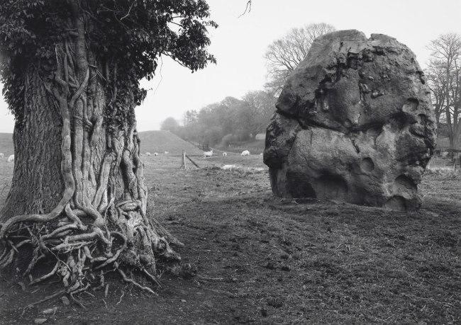 Paul Caponigro (b. 1932), 'Avebury, Wiltshire, England' 1967