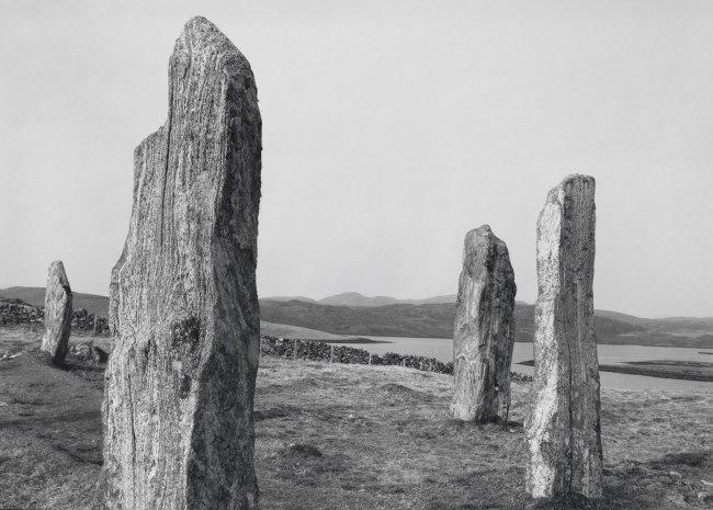 Paul Caponigro (b. 1932) 'Callanish Stone Circle, Isle of Lewis, Outer Hebrides, Scotland' 1972