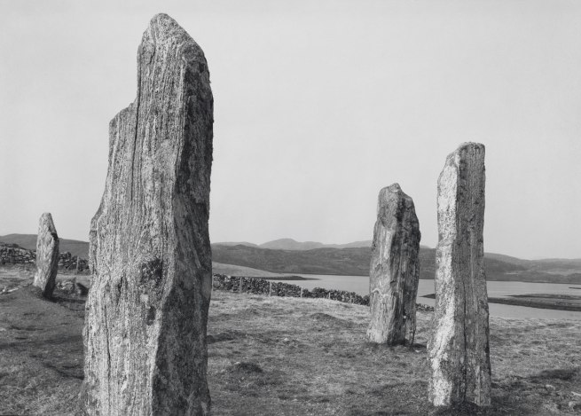 Paul Caponigro (b. 1932) 'Callanish Stone Circle, Isle of Lewis, Outer Hebrides, Scotland' 1972