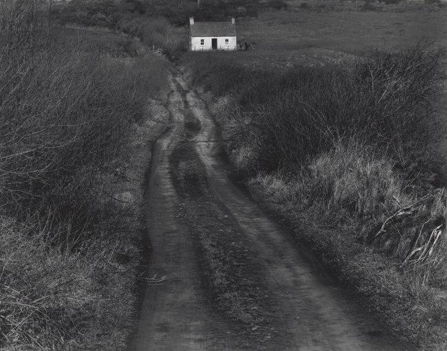 Paul Caponigro (b. 1932) 'Connemara, County Galway, Ireland' 1970
