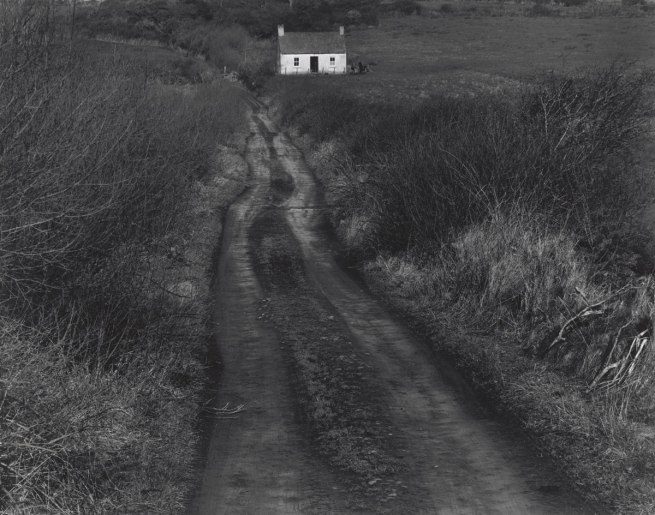 Paul Caponigro (b. 1932) 'Connemara, County Galway, Ireland' 1970
