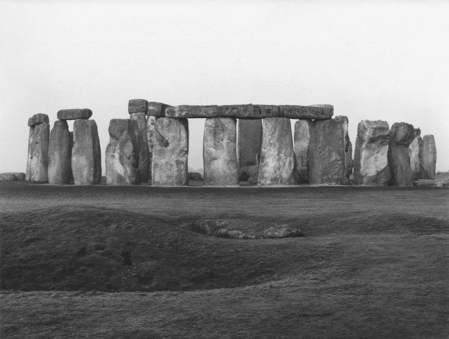 Paul Caponigro (b. 1932) 'Stonehenge, Wiltshire, England' 1967