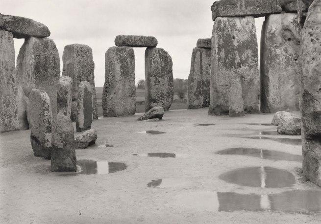 Paul Caponigro (b. 1932) 'Stonehenge, Wiltshire, England' 1977