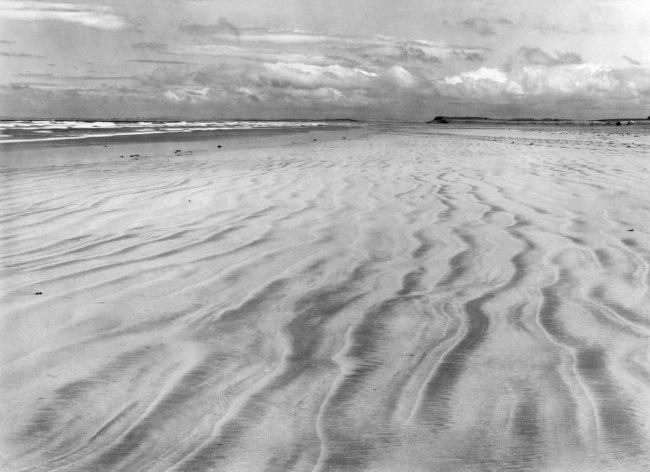 Paul Caponigro (b. 1932) 'Tralee Bay, County Kerry, Ireland' 1977
