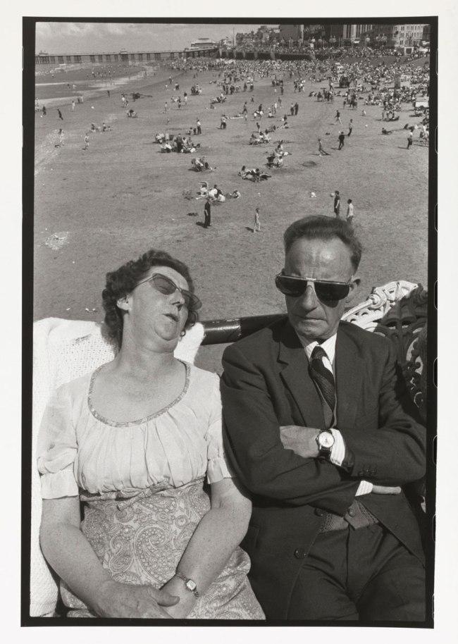 Bruce Davidson (b. 1933) 'Blackpool' 1965