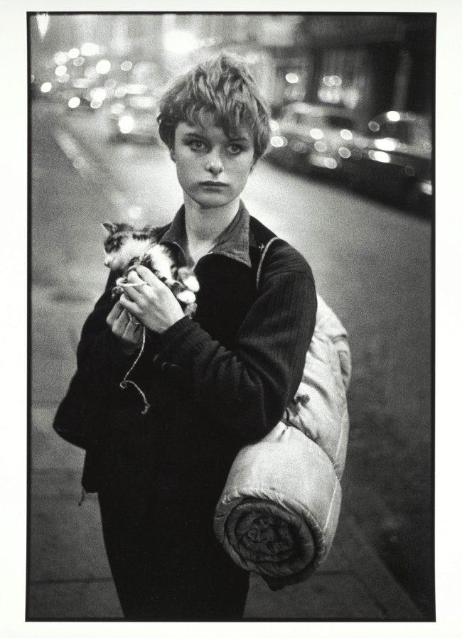Bruce Davidson (b. 1933) 'London' 1960