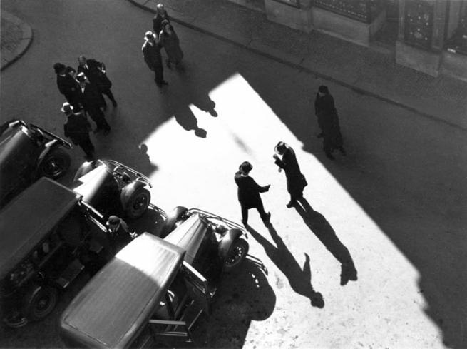 Anton Stankowski. 'Greeting, Zurich, Rüdenplatz' 1932
