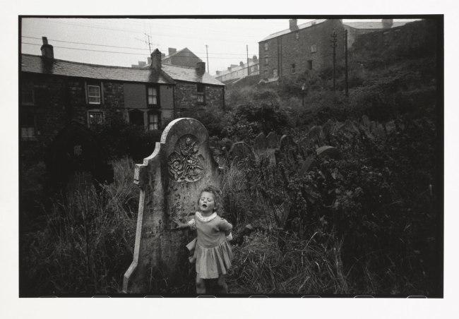 Bruce Davidson. 'Wales' 1965