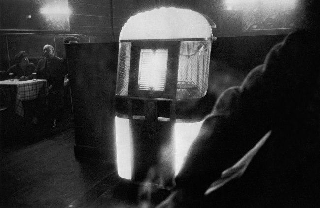 Robert Frank. 'Bar, New York City' 1955-56