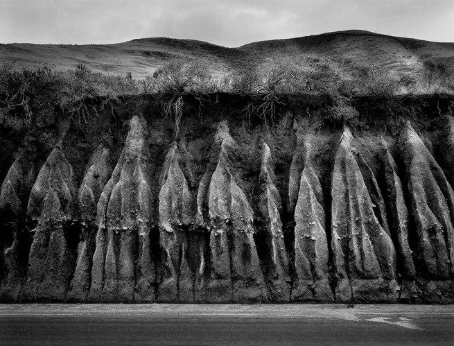 Wynn Bullock (American, 1902-1975) 'Erosion' 1959