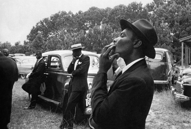 Robert Frank. 'Funeral, St. Helena, South Carolina' 1955-56