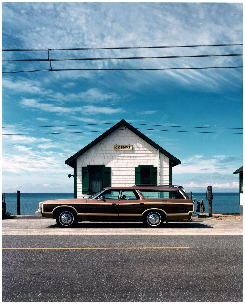 Exhibition: 'Joel Meyerowitz Retrospective' At NRW-Forum