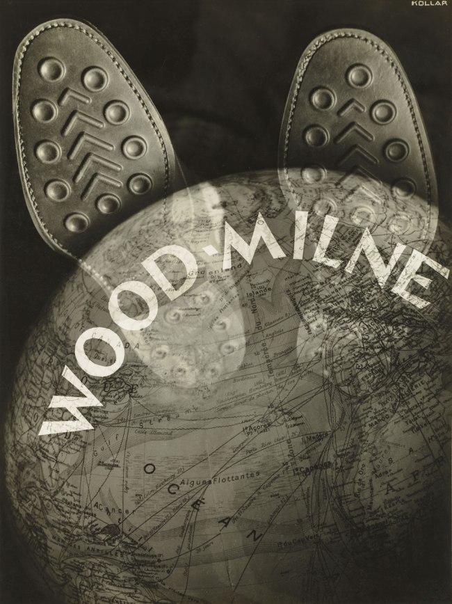 François Kollar (Slovak, 1904-1979) 'Wood-Milne' 1930