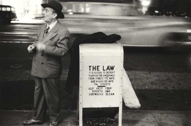 Robert Frank. 'Los Angeles' 1956