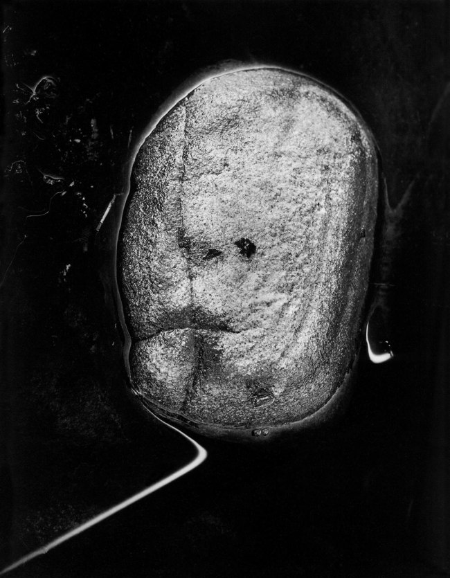 Wynn Bullock (American, 1902–1975) 'Rock' 1973
