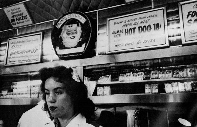 Robert Frank. 'Ranch Market, Hollywood' 1955-56