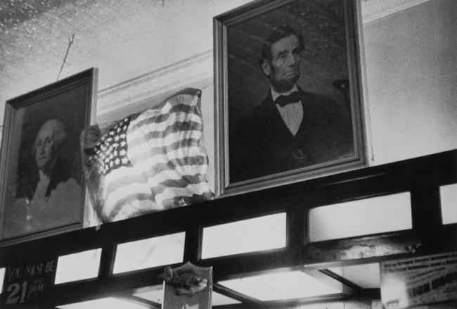 Robert Frank. 'Bar, Detroit' 1955-56