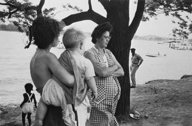 Robert Frank. 'Belle Isle, Detroit' 1955
