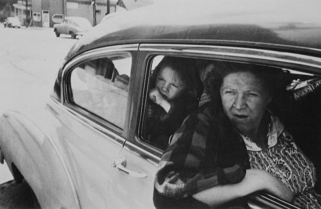 Robert Frank. Butte, Montana' 1955-56