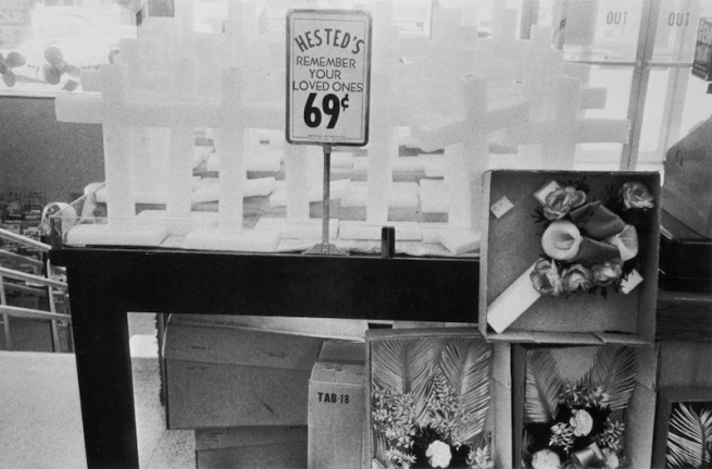 Robert Frank. 'Department store, Lincoln, Nebraska' 1955-56
