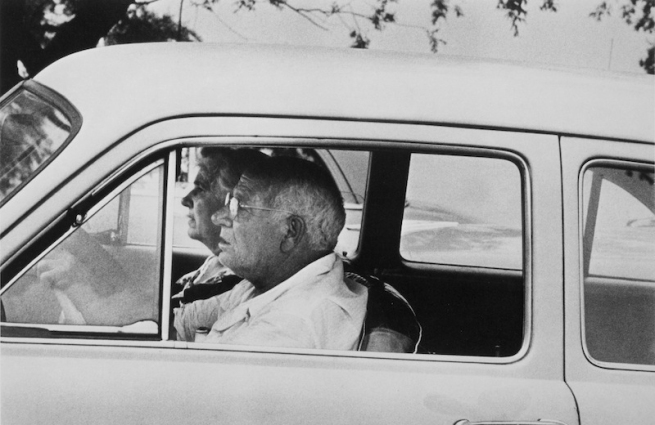 Robert Frank. 'Detroit' 1955-56