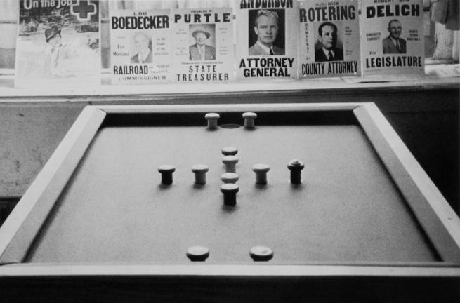 Robert Frank. 'Luncheonette, Butte, Montana' 1955-56
