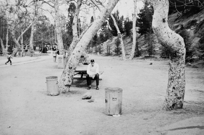 Robert Frank. 'Picnic ground, Glendale, California' 1955-56