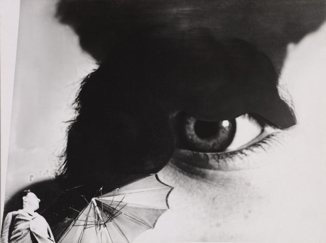 Anton Stankowski (German, 1906-1998) 'Photo Eye' (Foto-Auge) 1927, printed 1938-40