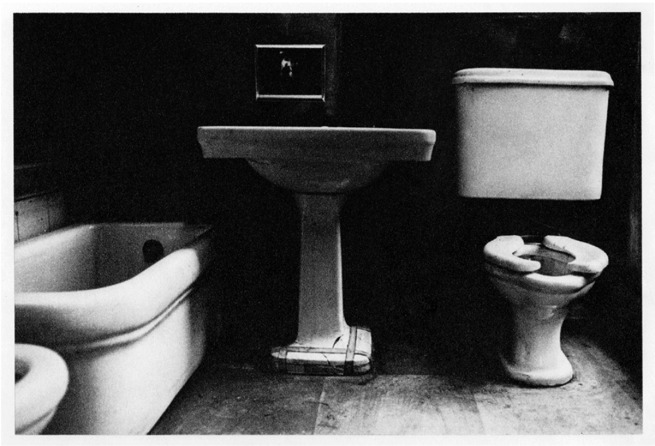 Duane Michals. 'Things are Queer' 1973