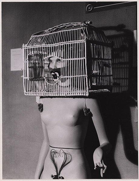 Raoul Ubac. 'Mannequin d'Andre Masson' 1938