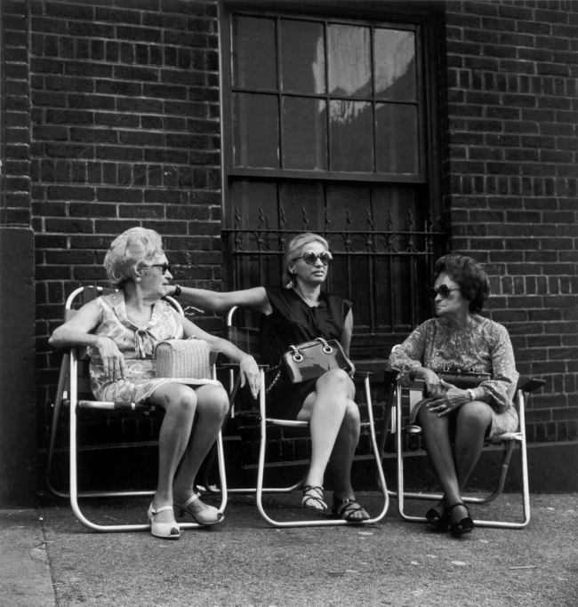 Jules Aarons (1921-2008) 'Untitled (Bronx)', from the portfolio 'In The Jewish Neighborhoods 1946-76' c. 1970; printed 2003