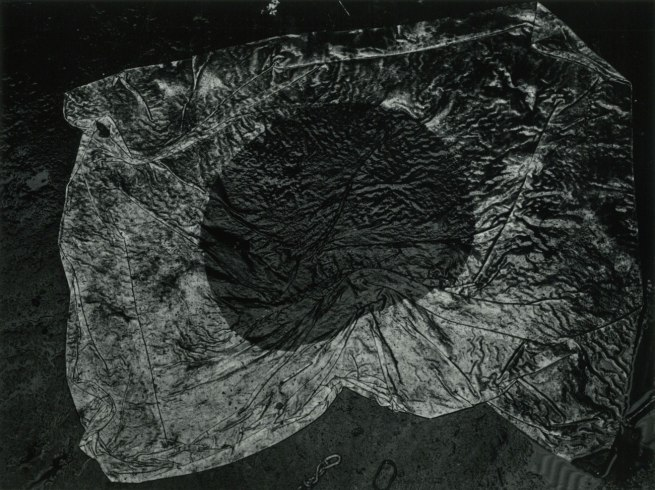 Kikuji Kawada. 'Hinomaru, Japanese National Flag' from the series 'The Map' 1965