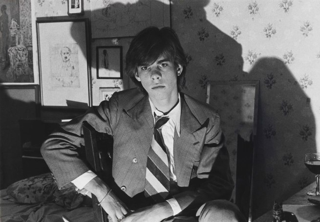 Ashley Mackevicius. 'Nick Cave' 1973
