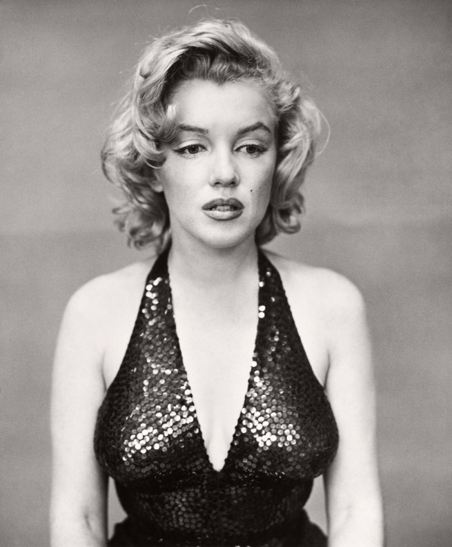 Richard Avedon. 'Marilyn Monroe, actress, New York, May 6, 1957' 1957