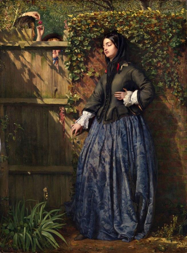 Philip Hermogenes Calderon. 'Broken Vows' 1856