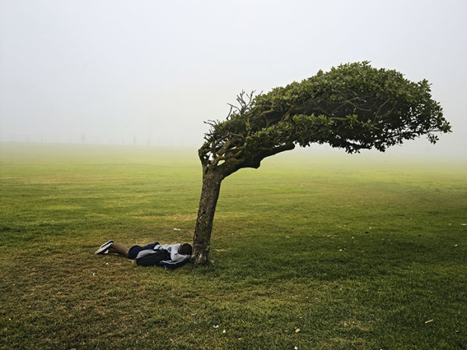 Pieter Hugo. 'Green Point Common, Capetown' 2013