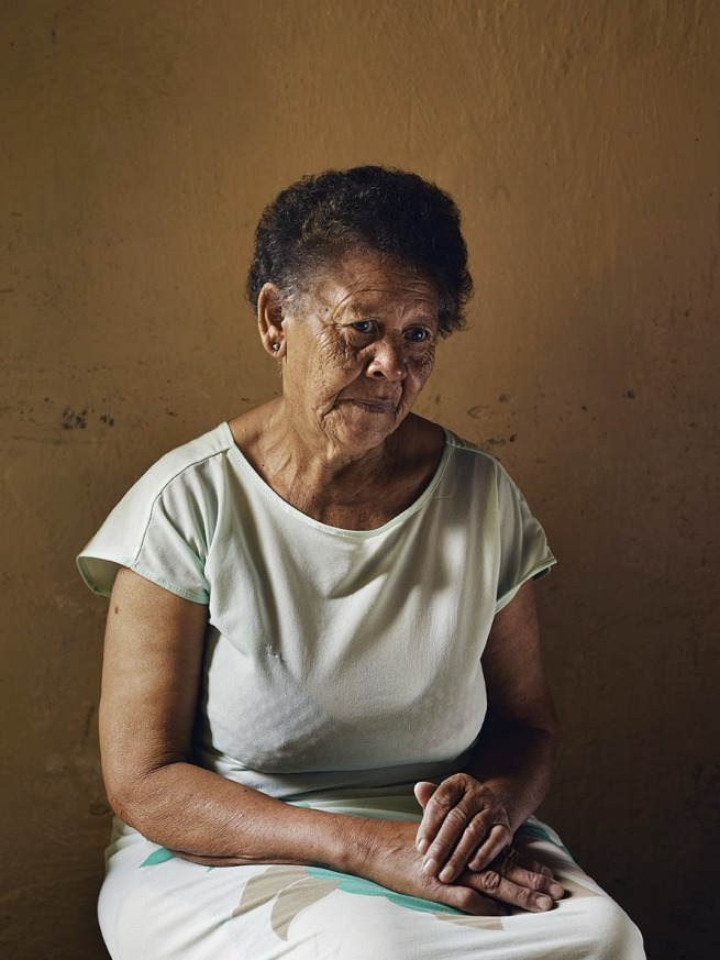 Pieter Hugo. 'Ann Sallies, who worked for my parents and helped raise their children, Douglas' 2013