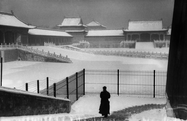 Marc Riboud (French, b. 1923) 'Forbidden City' Beijing, 1957
