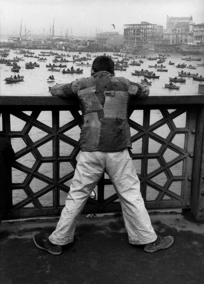 Marc Riboud (French, b. 1923) 'Istanbul' Istanbul, Turkey, 1955