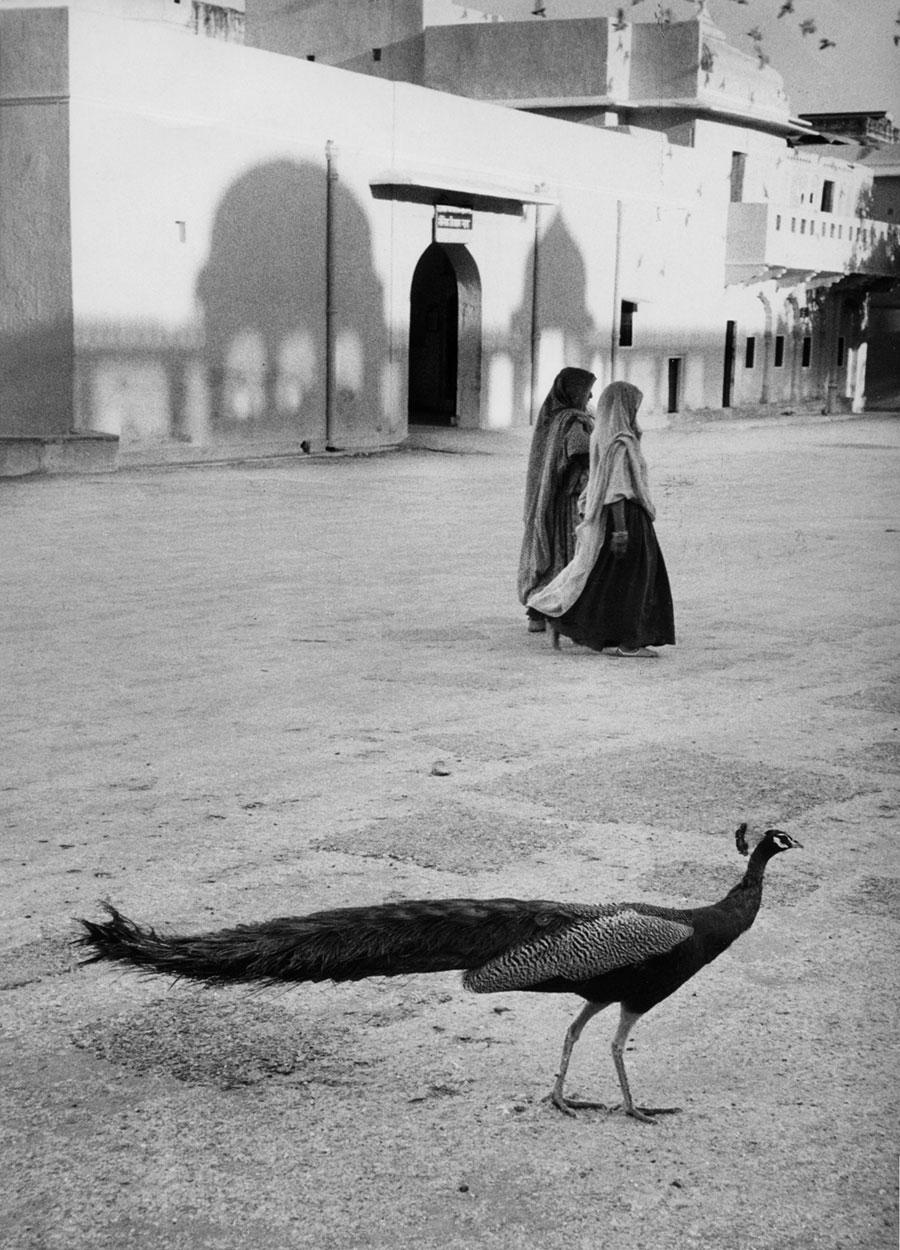 Marc Riboud Jaipur Art Blart
