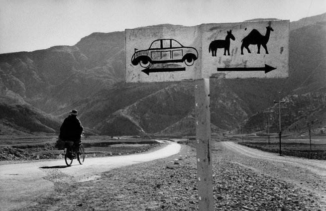 Marc Riboud (French, b. 1923) 'Road to Khyber Pass' Afghanistan, 1956