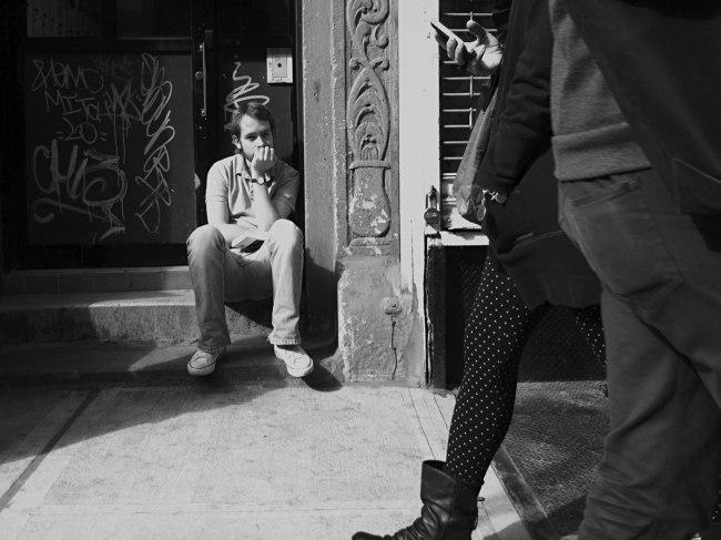Greg Schmigel (b.1969) 'An Afternoon in the Sun' 2012