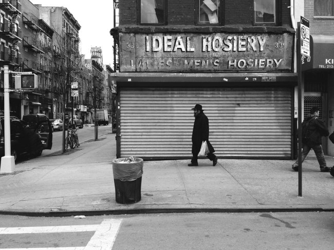 Greg Schmigel (b.1969) 'Ideal Hosiery' 2013