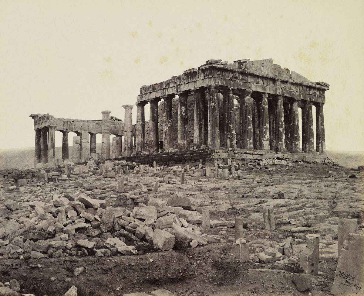 Exhibition: 'Cairo to Constantinople: Early Photographs of ...