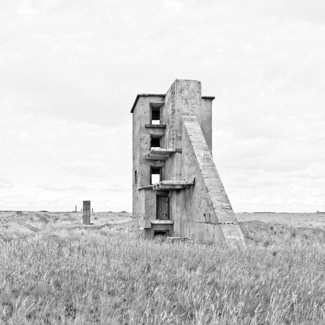 Ursula Schulz-Dornburg. 'Kurchatov - Architecture of a Nuclear Test Site Kazakhstan. Opytnoe Pole' 2012