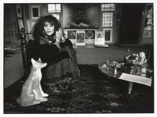 Liz Ham. 'Vali Myers in her studio in the Nicholas Building' 1997