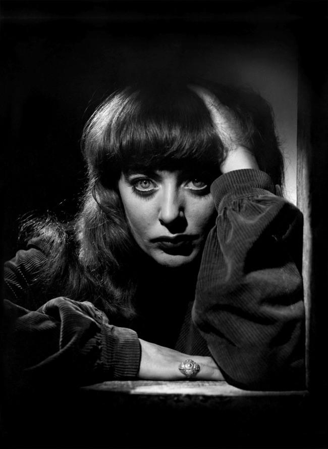 Norman Ikin. 'Vali Myers' c. 1949